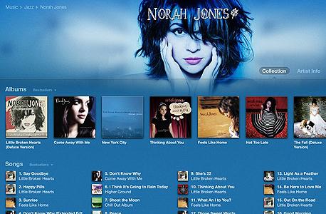 אייטיונס iTunes אפל