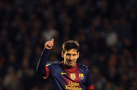 מסי חתם על חוזה חדש בברצלונה המוערך ב-15.5 מיליון יורו בשנה