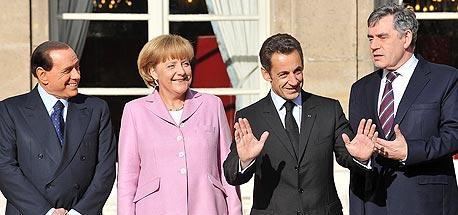 """מנהיגי מזרח אירופה: """"מסך הברזל עלול לחזור"""""""