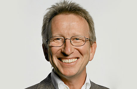 מתיאס קייזרוורת' ראש המעבדות האירופיות של IBM