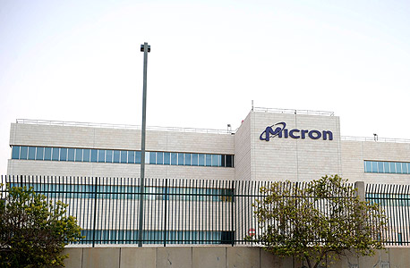 מפעל מיקרון בקריית גת, צילום: ישראל יוסף
