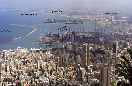 חיפה. פינוי בינוי ראשון בשכונות החוף
