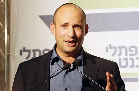 נפתלי בנט יור מפלגת הבית היהודי, צילום: שאול גולן