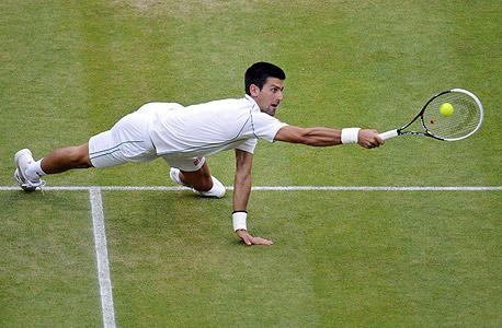 PlaySight גייסה 3.5 מיליון דולר בהובלת אלוף הטניס נובאק ג'וקוביץ'