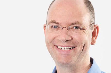 חנן לביא מנהל האקסלרטור מרכז המופ של מיקרוסופט בישראל