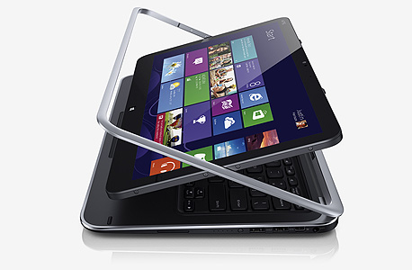 Dell XPS לפטופ טאבלט מחשב היברידי