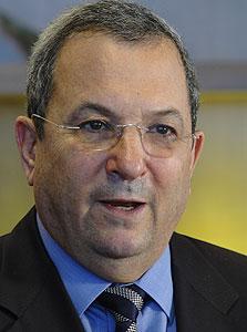 """יו""""ר מפלגת העבודה, אהוד ברק"""