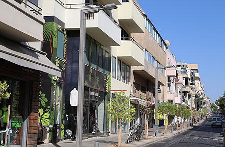 רחוב שינקין בתל אביב , צילום: צביקה טישלר