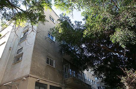 """מתחם תה""""ל בין הרחובות מאנה ואבן גבירול בתל אביב, צילום: ענר גרין"""