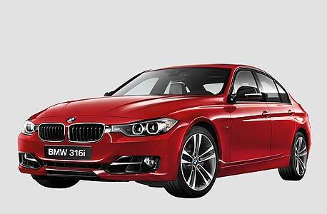 ב.מ.וו 316 BMW, צילום: אתר יצרן