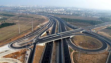כביש 431 דניה סיבוס, צילום: רמי חכם