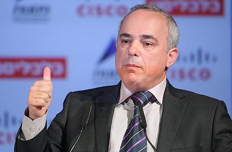 יובל שטייניץ, שר האוצר, צילום: אוראל כהן