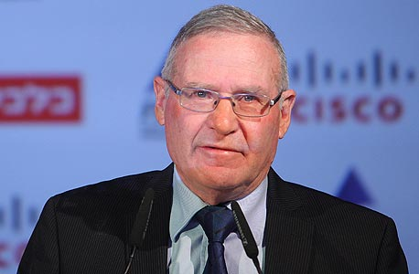 עמוס ידלין, ראש מכון INSS , צילום: אוראל כהן