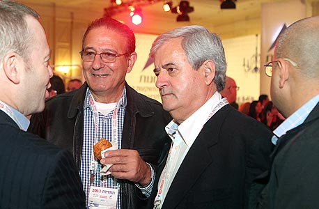 """שלמה שרף מנכ""""ל עזריאלי תחזיות 2013, צילום: אוראל כהן"""