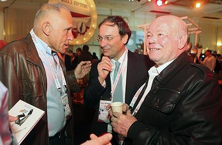 גבי לסט דוד ברודט אורי שני תחזיות 2013, צילום: אוראל כהן