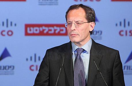 יוג'ין קנדל, ראש המועצה לכלכלה וחברה, צילום: אוראל כהן