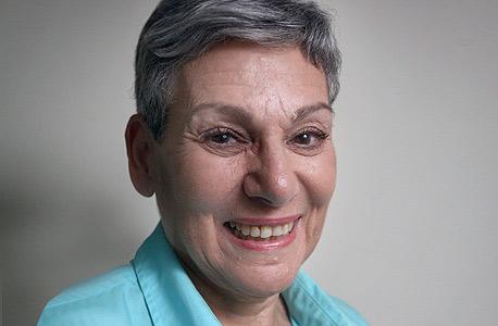 """דיתה ברוניצקי, מנכ""""לית אורמת, צילום: עמית שעל"""