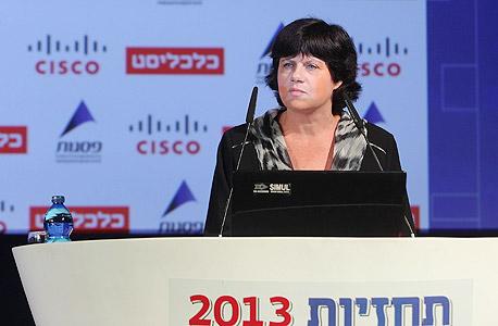 """עו""""ד שירי שחם, שותפה בכירה במשרד יגאל ארנון ושות', צילום: אוראל כהן"""