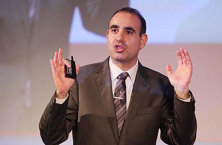 """בועז מעוז, מנכ""""ל סיסקו ישראל , צילום: אוראל כהן"""