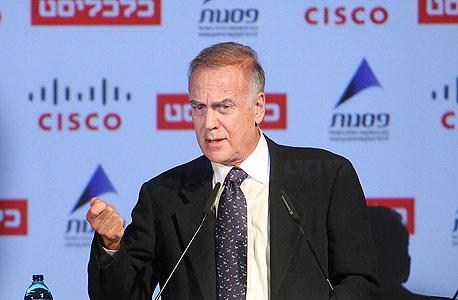 אבי טיומקין, יועץ כלכלי לחברות גידור בינלאומיות, צילום: אוראל כהן