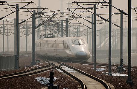 סין. הרכבת המהירה והארוכה בעולם