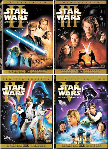 סדרת מלחמת הכוכבים
