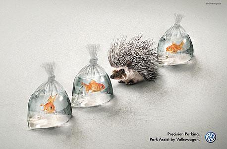 קמפיין עולמי מודעה של פולקסווגן