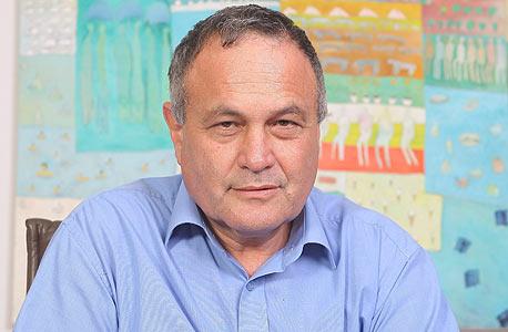 """זאב וורמברנד מנכ""""ל קופ""""ח מאוחדת, צילום: אוראל כהן"""