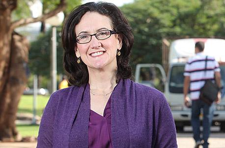 פרופ' סאלי בלאונט, דקאנית בית הספר למינהל עסקים קלוג באוניברסיטת נורת'ווסטרן, אילינוי
