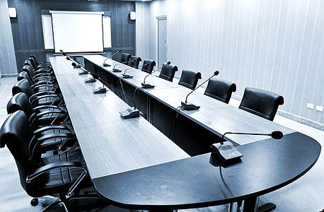 board room (illustration)