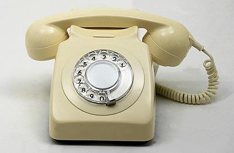 חשבונות הטלפון מותאמים לשנות ה-90 ולכן יקרים פי כמה וכמה מהעלות האמיתית שלהם היום, צילום: איי אף פי