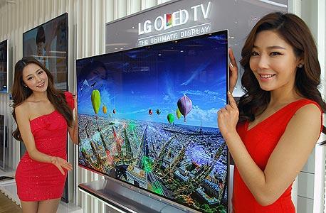 פיתוח אפליקציה טלוויזיה LG, צילום: איי פי