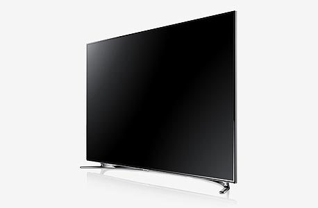 סמסונג CES טלוויזיה טלוויזיות מצלמה
