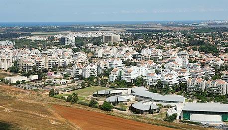 רעננה: שכונה ובה 3,500 יחידות דיור תוקם בצפון העיר