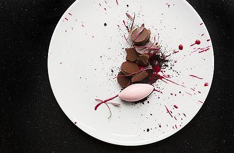 פנאי מסעדות גורמה חדשות בעולם קינוח שוקולד gwynett st 10.1.2013