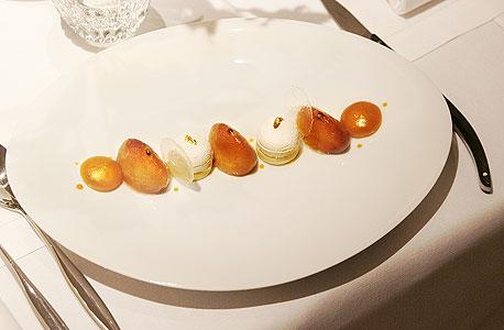 פנאי מסעדות גורמה חדשות בעולם קינוח באבא או רום 10.1.2013, צילום: Elisabeth Lhomelet