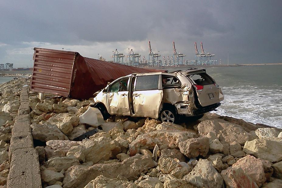 צילום: אגף ים וחופים, המשרד להגנת הסביבה