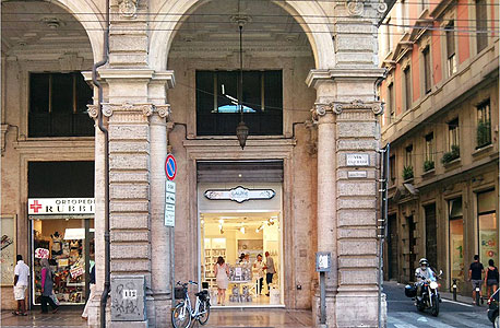 ללין חנות איטליה, צילום: דניאל אומרד