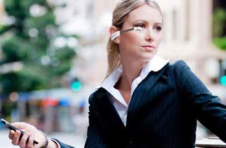גוגל לא לבד: המתחרים של משקפי גלאס