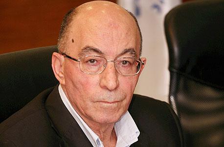 מנהל רשות המסים לשעבר יהודה נסרדישי