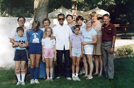 משפחת ברונר בשנות השמונים: האב ג