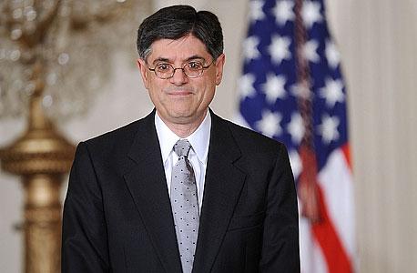 שר האוצר האמריקאי ג