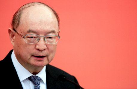 """יו""""ר הבנק לפיתוח סין, צ'ן יואן"""