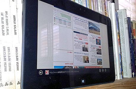 מחשב דל Dell latitude 10, צילום: ניצן סדן