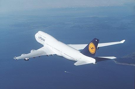 לופטהנזה. מבטלת טיסות
