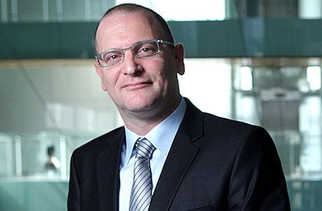 """אורי פז, מנכ""""ל בנק ירושלים, צילום: עמית שעל"""