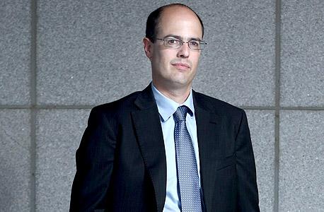 אבי חסון המדען הראשי של משרד התמת, צילום: עמית שעל