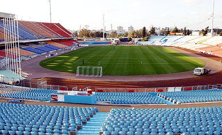 אצטדיון רמת גן. אסור שיהיה הבית של נבחרת ישראל, צילום: יריב כץ
