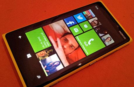 מרשים - אך כבד ויקר. Lumia 920