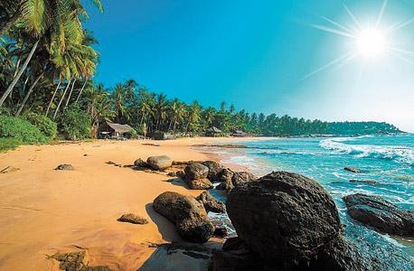 סרי לנקה. חופים לא ממוסחרים ומחירים סבירים, צילום: שאטרסטוק